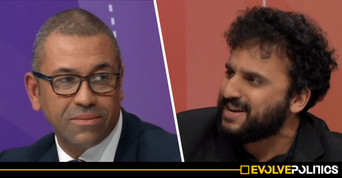 WATCH: Comedian Nish Kumar destroys Tory MP for cynically diverting attention away from Tory Brexit mess [VIDEO]