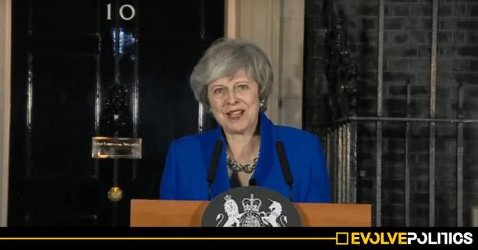 Two huge developments hint that Theresa May is planning ANOTHER snap General Election