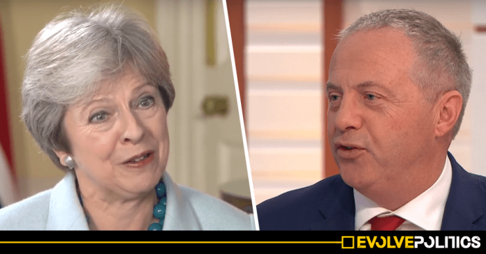 Labour right-winger John Mann admits he could accept Theresa May's cynical Brexit 'bribe'