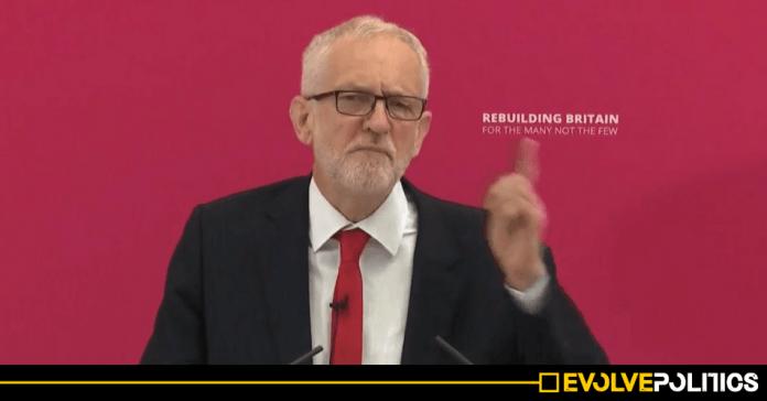 WATCH: Jeremy Corbyn gets standing ovation after slamming media bias in passionate response to Sky journalist [VIDEO]