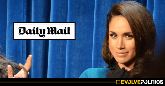 BREAKING: Meghan Markle is SUING the Daily Mail owners