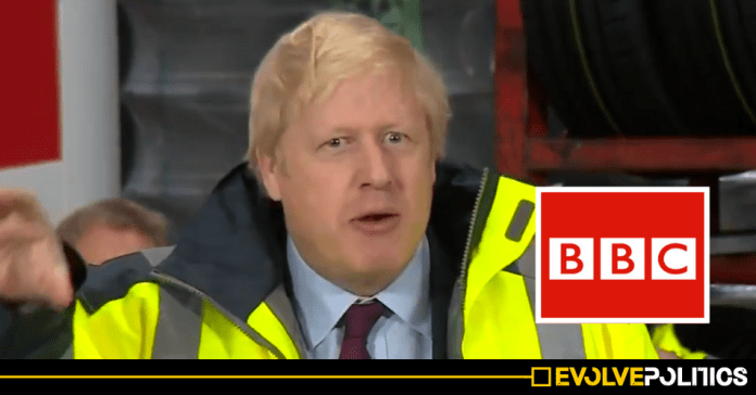 WATCH: Boris Johnson reveals he could privatise the BBC if he wins the General Election [VIDEO]