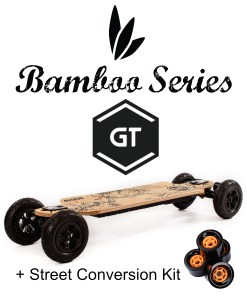 Bamboo GT 2-in-1 Product Image