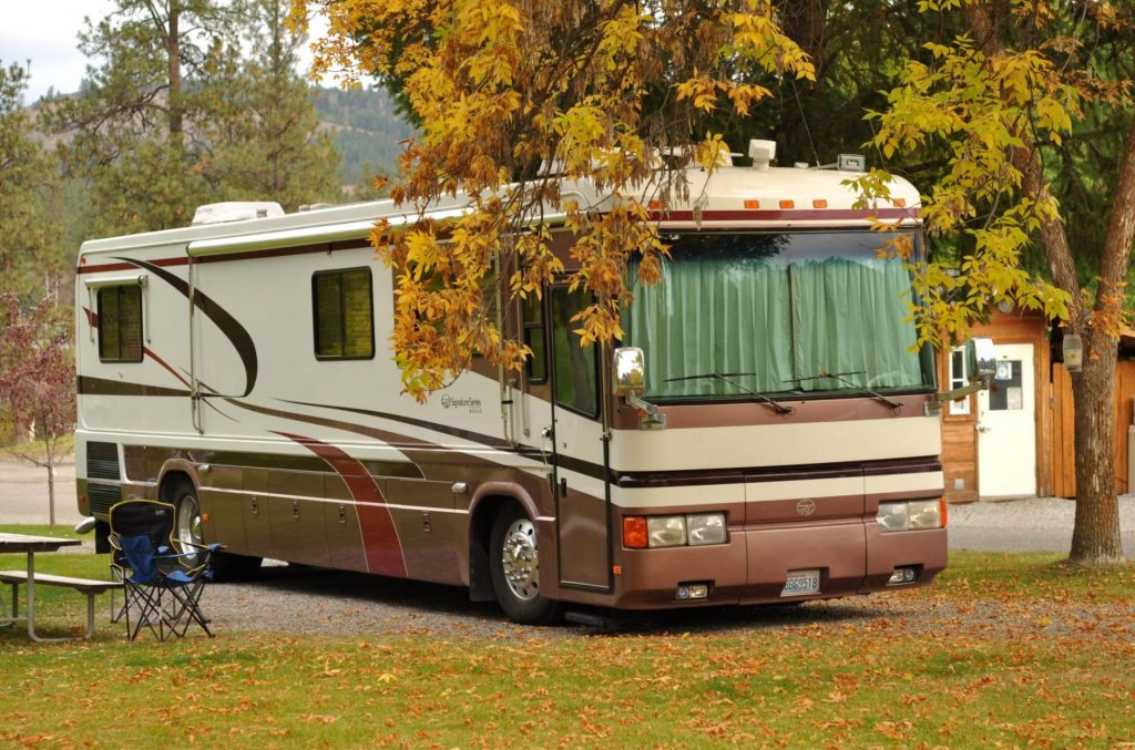 Our RV for the FUll Time RV Adventure,1997 Monaco Signature