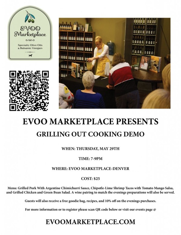 Cooking Demo Template