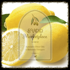 sicilian lemon balsamic