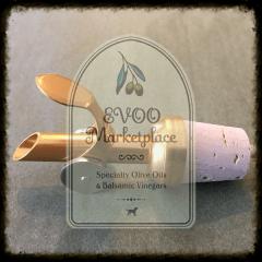 Gold Pour Spout