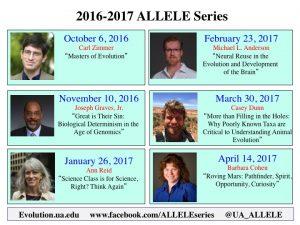 2016-2017 ALLELE series