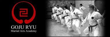 Goju Ryu Martial Arts