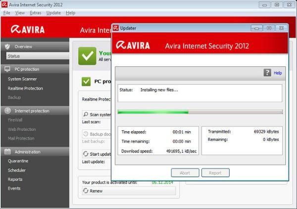 Avira Free Antivirus 14.0.7.468