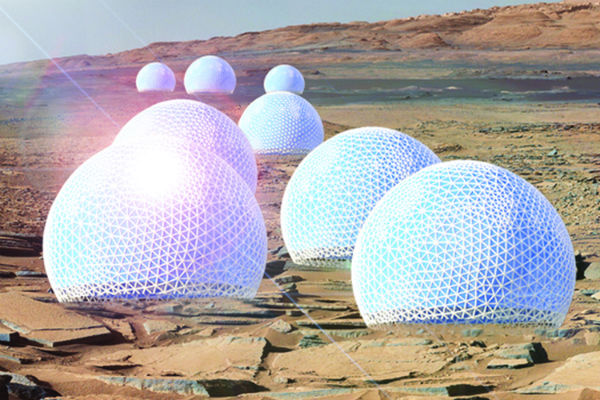 Mars City Design 2017