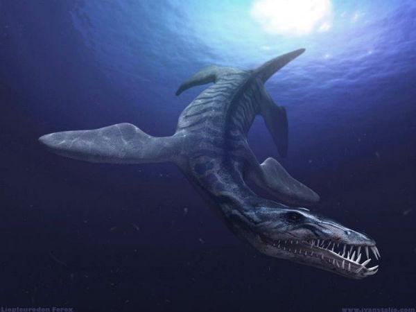ლიოპლეურიდონი / Liopleurodon