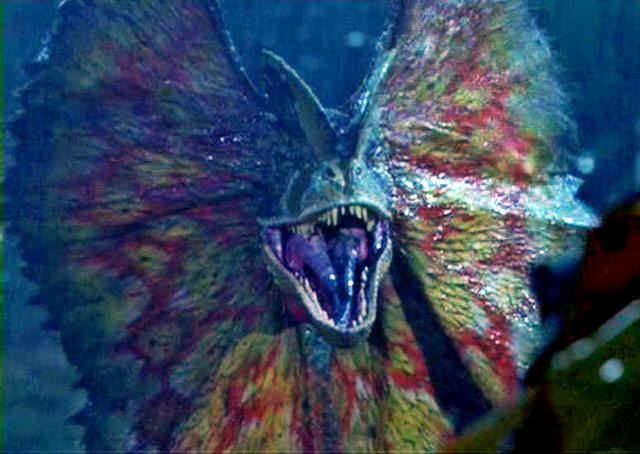 დილოფოზავრი / Dilophosaurus