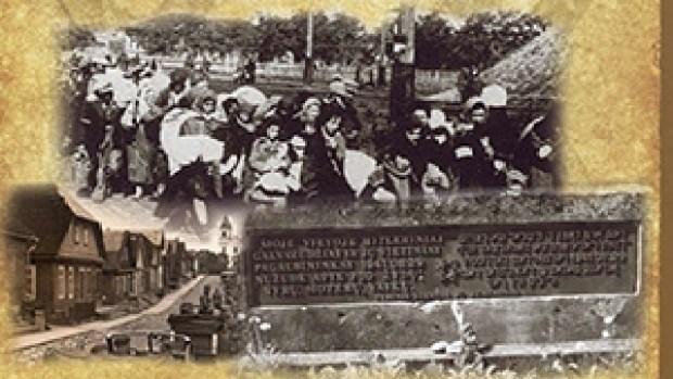 Последний путь молетайских евреев
