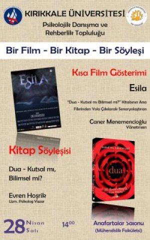 Dua & Esila Kırıkkale Üniversitesi Seminer