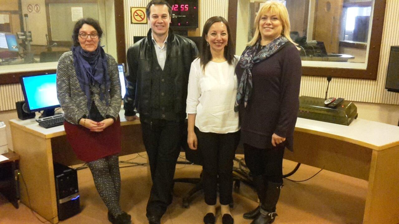 Sosyal Medya TRT Radyo 1