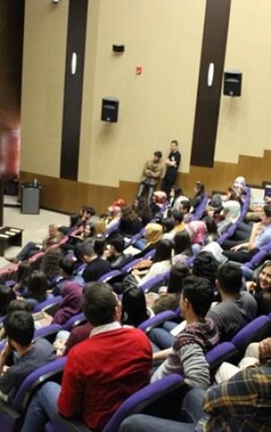 3 Kırıkkale Üniversitesi İmza Günü ve Esila Film Gösterimi