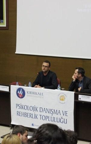 Kırıkkale Üniversitesi İmza Günü ve Esila Film Gösterimi (1)