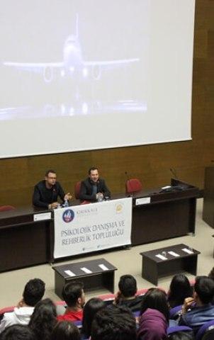 Kırıkkale Üniversitesi İmza Günü ve Esila Film Gösterimi (11)