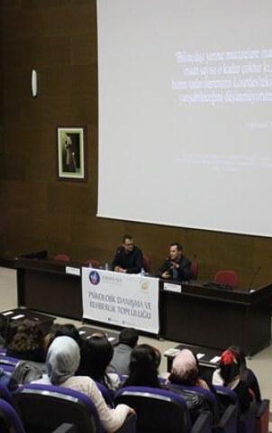 Kırıkkale Üniversitesi İmza Günü ve Esila Film Gösterimi (12)