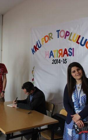 Kırıkkale Üniversitesi İmza Günü ve Esila Film Gösterimi (5)