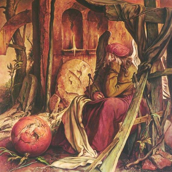 samuel bak 045 Холокост в еврейских картинах Самуила Бака (Samuel Bak)