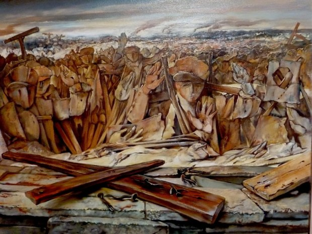 samuel bak 100 Холокост в еврейских картинах Самуила Бака (Samuel Bak)