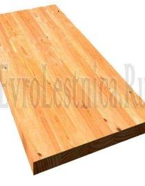 Мебельный щит из сосны сорт Б