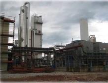Инсталация за кислород в Цумеб. Фото: ДПМ.