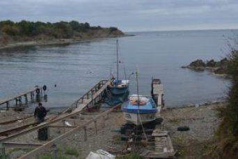 Рибарското селище на Варвара. Романтиката подвежда: животът на рибаря е изключително суров. Фото: Димитър Събев / Евромегдан
