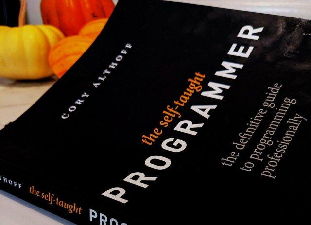 self-taught-programmer python book