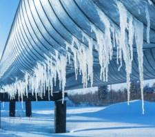 Pipeline ice  XS