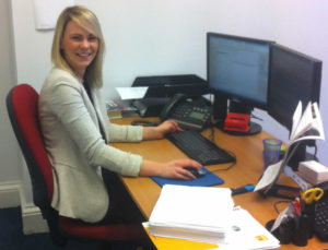 Emma Cheetham in house proofreader