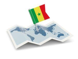 петрол газ Сенегал