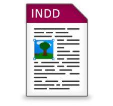 InDesign translations