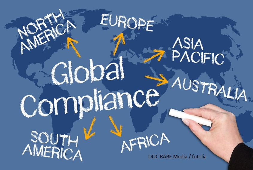 Compliance – Financial Services, Environment, Data Security