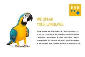 EVS Translations – un pont entre les langues et les cultures
