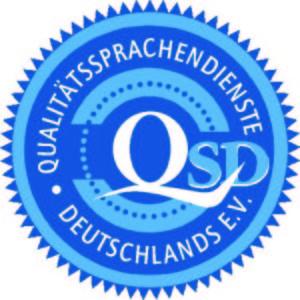 Qualitätssprachendienste Deutschlands e.V.