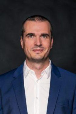 Кристиан Вай, член на ръководството на Across Systems GmbH