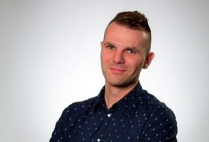 Dr Florian Schwieger – Head of Global Sales, EVS Translations
