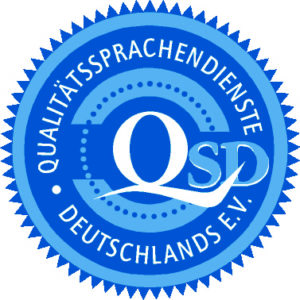 20 Years of Service in Ensuring Quality Translations – Congratulations QSD e.V.