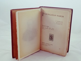 A rare first edition of Robert Nisbet Bain's translation is part of EVS Translations Book Museum