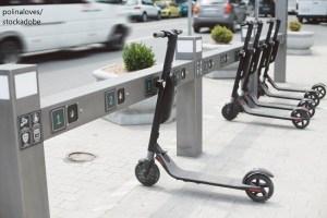 Електрически скутер / E-Scooter – Дума на деня – EVS Translations