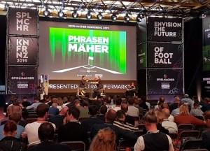 Fußballindustrie - Spielmacher Conference 2019