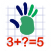 Math Kid app icon