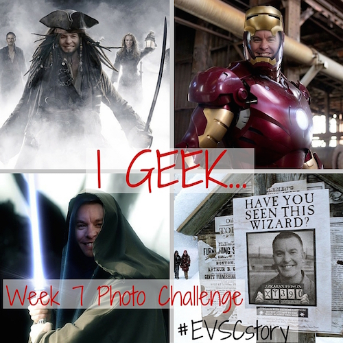 I Geek...