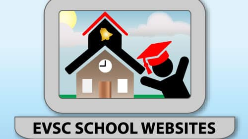 Schools Website Links Button