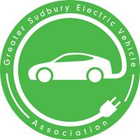 Greater Sudbury EV Association logo