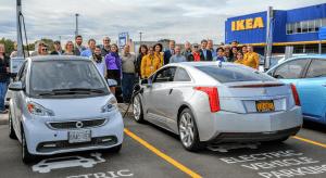 EVs at IKEA