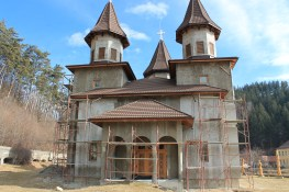 Church near Bran